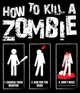 How_To_Kill_a_Zombie_T_Shirt_by_Micha81