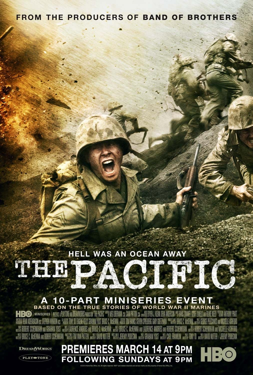 Mini Series Review The Pacific 2010 Snap Crackle Watch