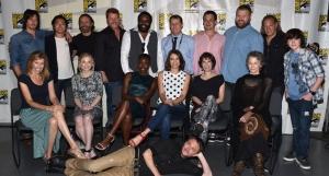 the-walking-dead-elenco-comic-con-2014-bastidores-video